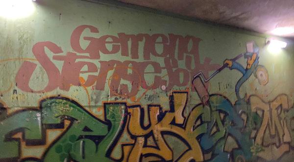 Graffiti Stengefort