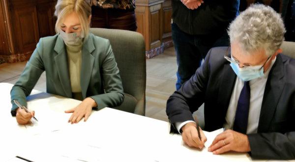 Signature convention pilote clervaux PT